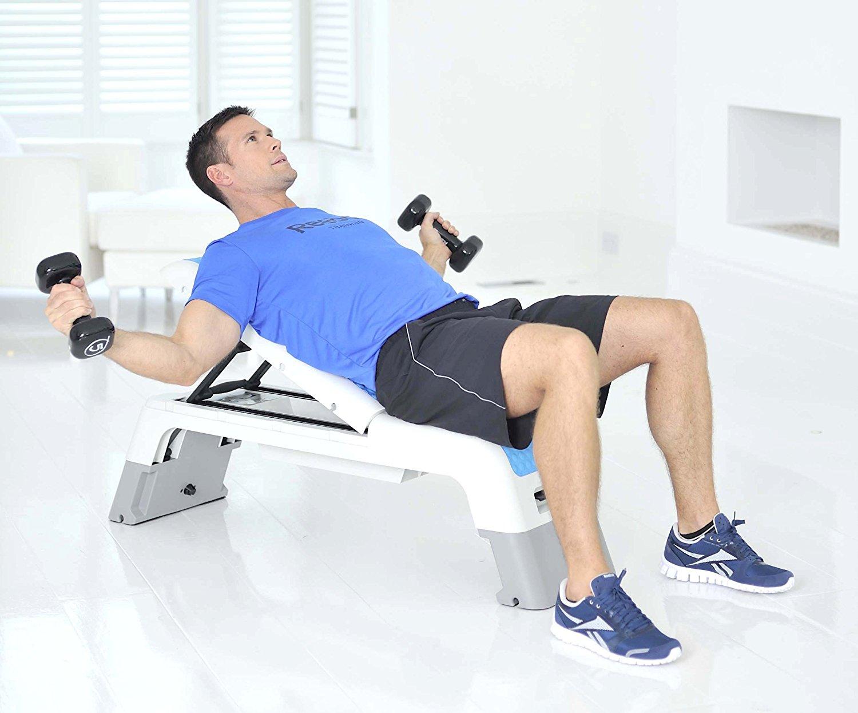 Palestra in casa il kit per chi ama il fitness fatto in casa - Fitness attrezzi casa ...