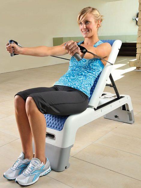 Palestra in casa il kit per chi ama il fitness fatto in casa - Attrezzi per imbiancare casa ...